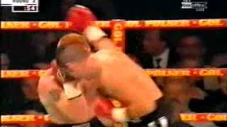 Joe Calzaghe Vs Will McIntyre (FULL FIGHT)