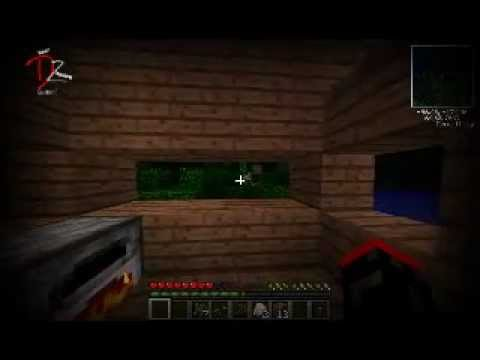 Minecraft EP.1 เอาชีวิตรอดในคืนแรกกก =w=!