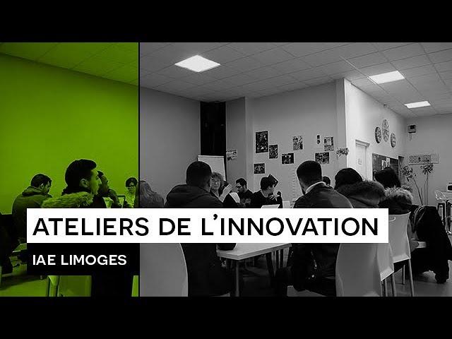 [CLIP] : Les ateliers de l'innovation