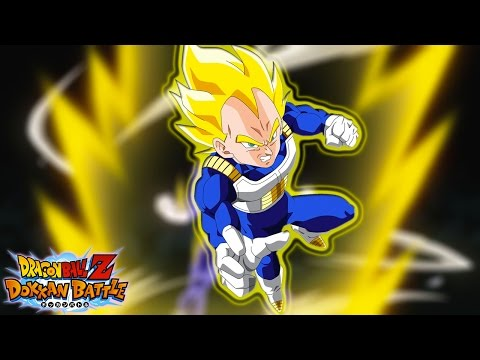 PRINCE OF ALL SAIYANS DOKKAN AWAKENING! TUR Super Saiyan TEQ Vegeta | Dragon Ball Z Dokkan Battle