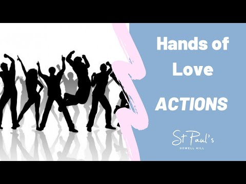 Hands Of Love (ACTIONS) - David Crowder