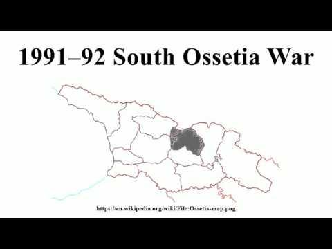 1991–92 South Ossetia War