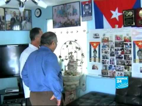 Miami: home to the largest Cuban exile community