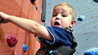 ?First Rock Climbing Adventure?
