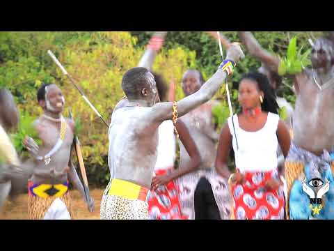 Dinka Bor dance Makuanyda by Madhang....