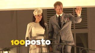 Kraljevska turneja: Meghan Markle i princ Harry stigli na Fidži [NEWS]