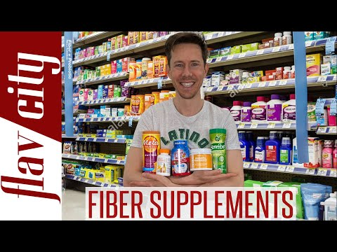 The Best Fiber Supplements To Take...And What To Avoid!