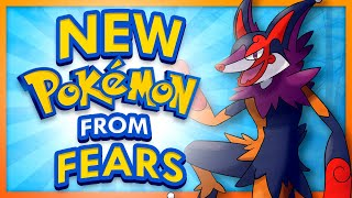 Creating New Pokemon From Fears 3