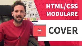 Creare un Sito Html/CSS Modulare #2 - Cover