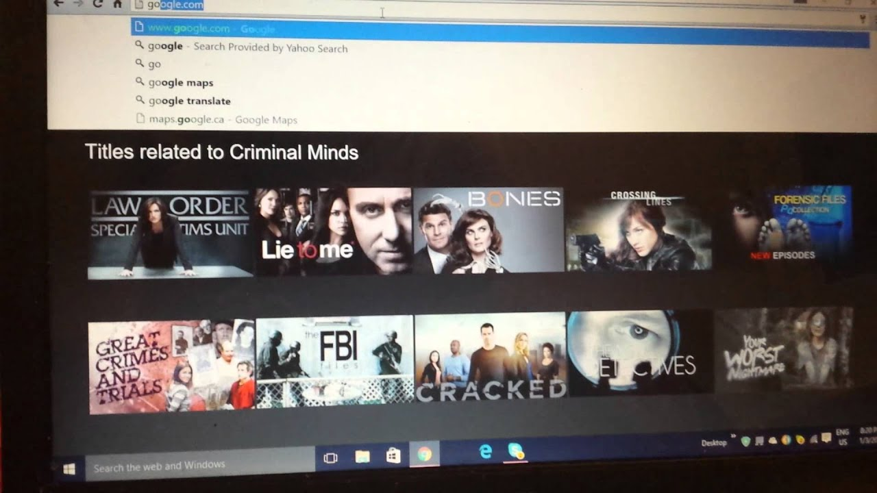 Change Canadian netflix to American on PC for FREE - YouTube
