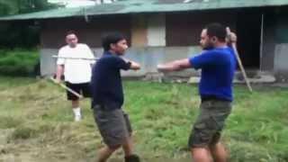 Пекити -Тирсия Кали (Филиппинские боевые искусства)