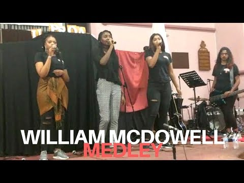 My Heart Sings & I Belong To You - William McDowell (Live Cover) | Abigail A