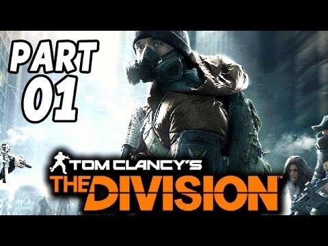 İnsanlık Düştüğünde Biz Uyanırız !   Tom Clancy's The Division Türkçe Bölüm 1