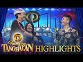 Tawag ng Tanghalan: From Ex-lovers to friends