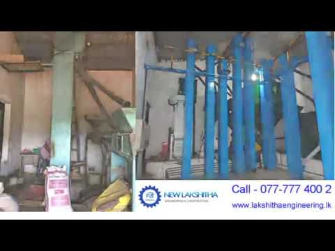 Lakshitha Engineering - Rice Mill Machinery Sri Lanka