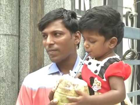 NGO distributes free food on World Hunger Day in southern India