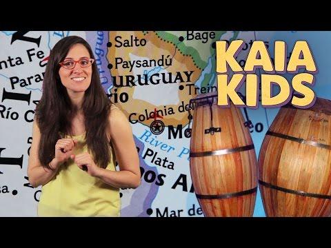 KAIA Kids Around the World - The Music of Uruguay