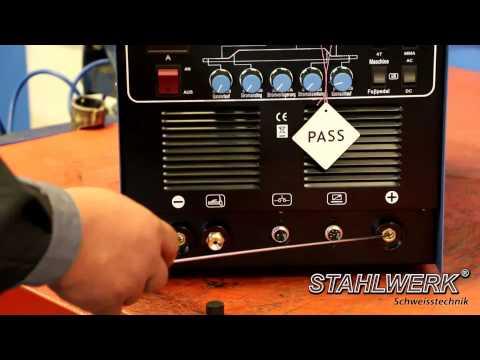 Аргонов заваръчен апарат TIG/WIG TIG AC/DC 200 Pulse #USK5TnhrtWc