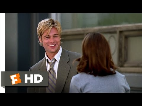 Meet Joe Black (2/10) Movie CLIP - I Like You So Much (1998) HD