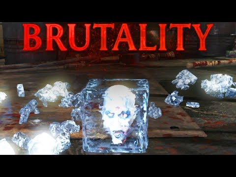"SURPRISE UNBREAKABLE ICE CUBE BRUTALITY! - Mortal Kombat X ""Sub Zero"" Gameplay |"