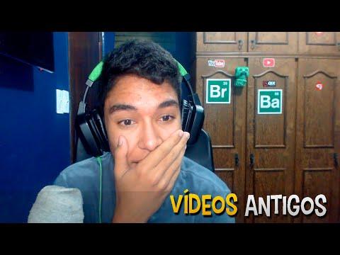 Assistindo Videos Antigos do Canal !! ( Videos Secretos )