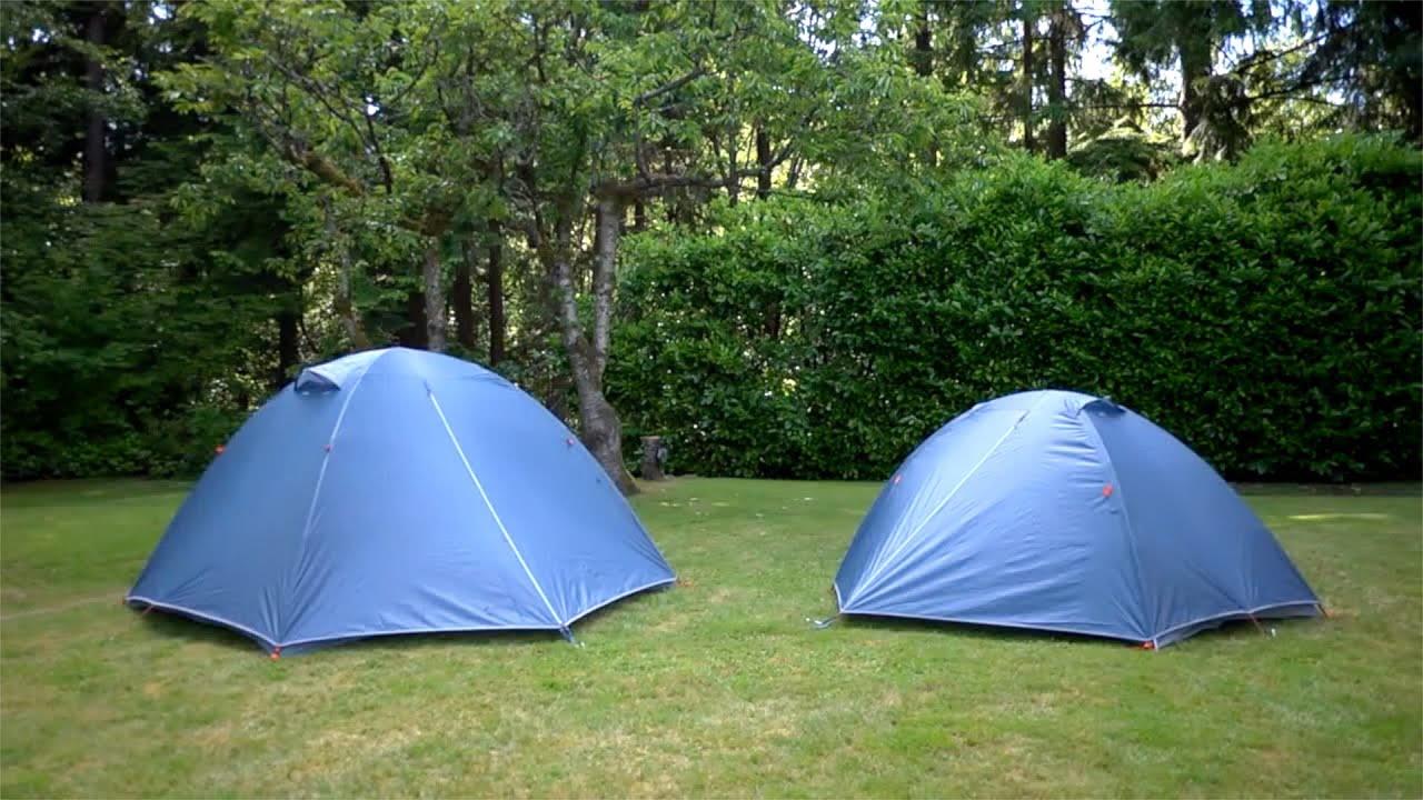 & MEC Camper 2 u0026 4 Tents - YouTube