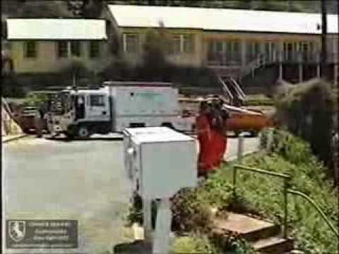 EPIRB Tracking Training @ Burrinjuck Dam Training  08-09 November 2003