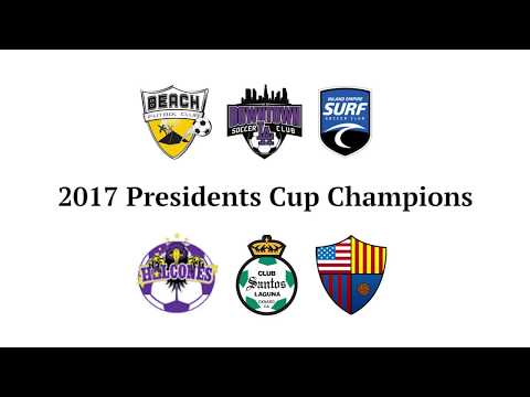 2017 Cal South National and Presidents Cup Champions