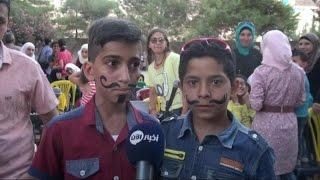 """""""أحلام صغيرة"""" مسرحية من تأليف وإخراج أطفال سوريين"""