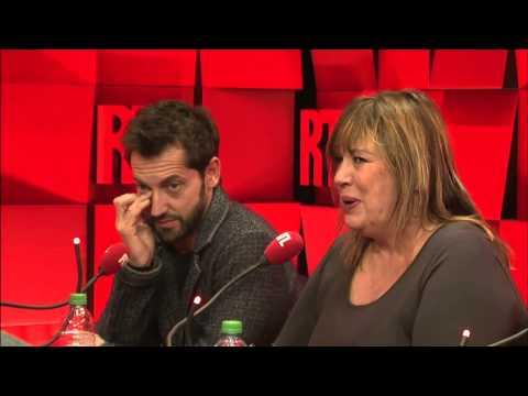 Michèle Bernier & Frédéric Diefenthal: L'invité du jour du 28/01/2014 dans A La Bonne Heure - RTL