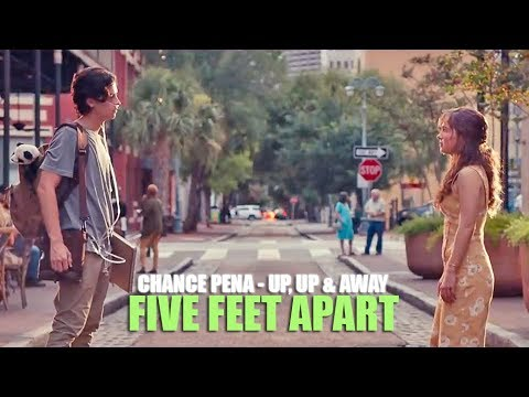 Chance Peña - Up, Up & Away (Lyric video) • Five Feet Apart Soundtrack • Mp3