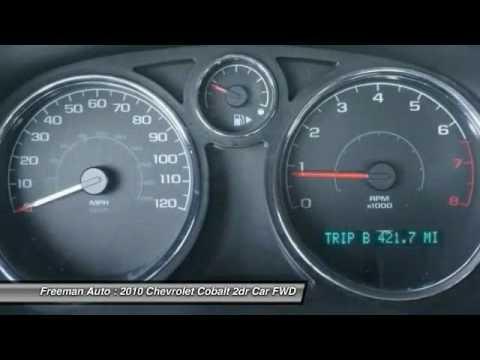 2010 Chevrolet Cobalt Irving TX A7141796a