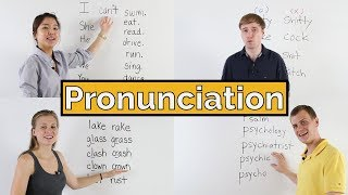 Learn English Pronunciation | Voẁel Sounds | 23 Lessons