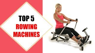 Top 5 Best Rowing Machines 2018 | Best Rowing Machine Review By Jumpy Express