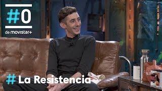 LA RESISTENCIA - Entrevista a Enric Auquer   #LaResistencia 27.01.2020