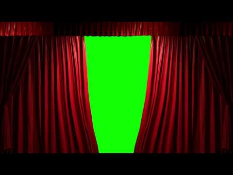Curtain Green Screen