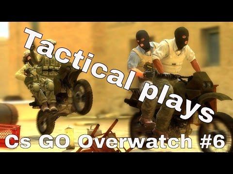 Tactical Plays Cs Go Overwatch#6
