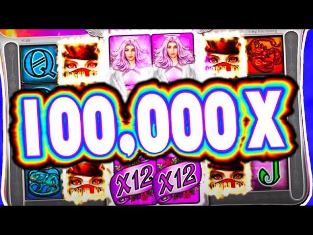 WORLD RECORD SLOT WIN (100,000X)