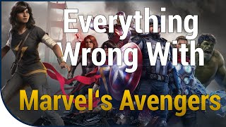 GAME SINS | Everything Wrong With Marvel's Avengers