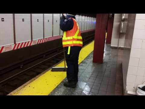 The Machine that is The MTA NYC Subway 12/16 Part 3 of 3