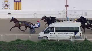 Vidéo de la course PMU PREMI CAEN
