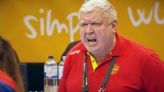 Эмоции после поражения от Норвегии