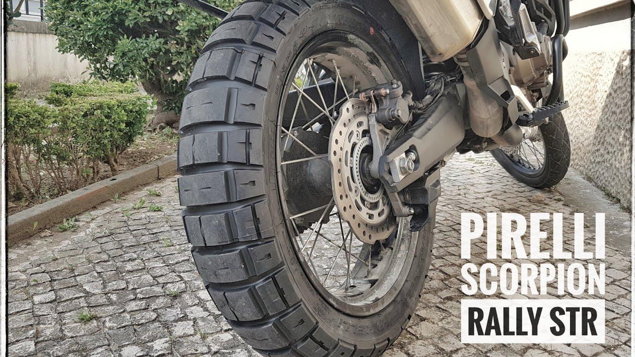 offroad test pirelli scorpion rally str youtube