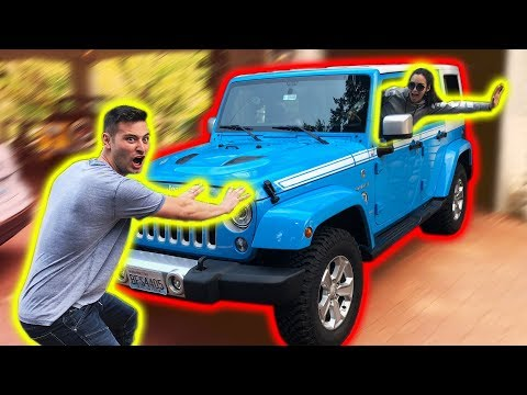 TEACHING MY FIANCÉ HOW TO DRIVE STICK SHIFT (fail)