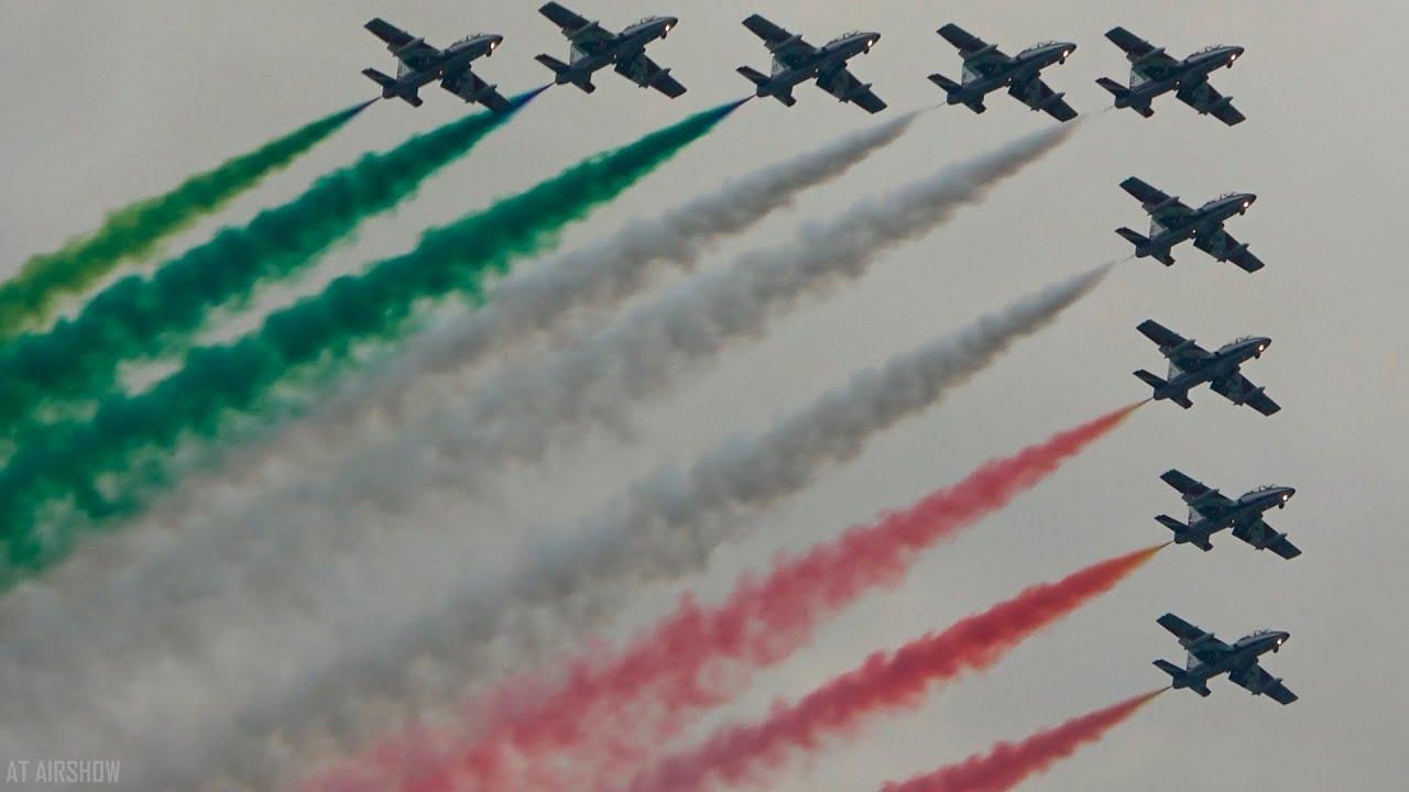 AIRPOWER 2019 Frecce Tricolori