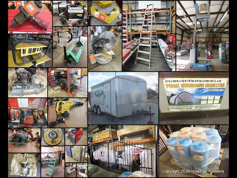 for-sale!-contractor-tools,-equipment,-pallet-racking-&-more---galt,-ca