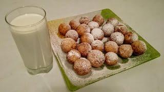 Вкусные творожные шарики рецепт Секрета как приготовить шарики из творога