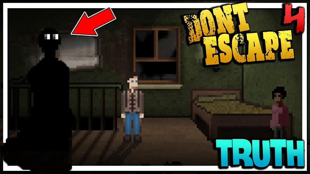 Don't Escape: 4 Days to Survive - Armor Games