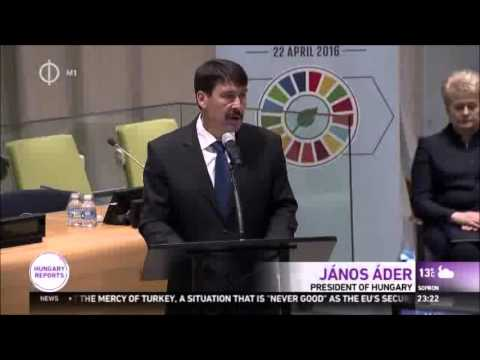 Janos Ader: No Time To Celebrate On Climate Deal