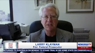 klayman discusses new false nyt russia story and comeys criminality